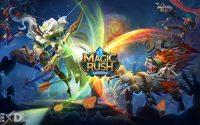 Heroes of Magic Rush
