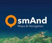 Maps and GPS navigation OsmAnd +