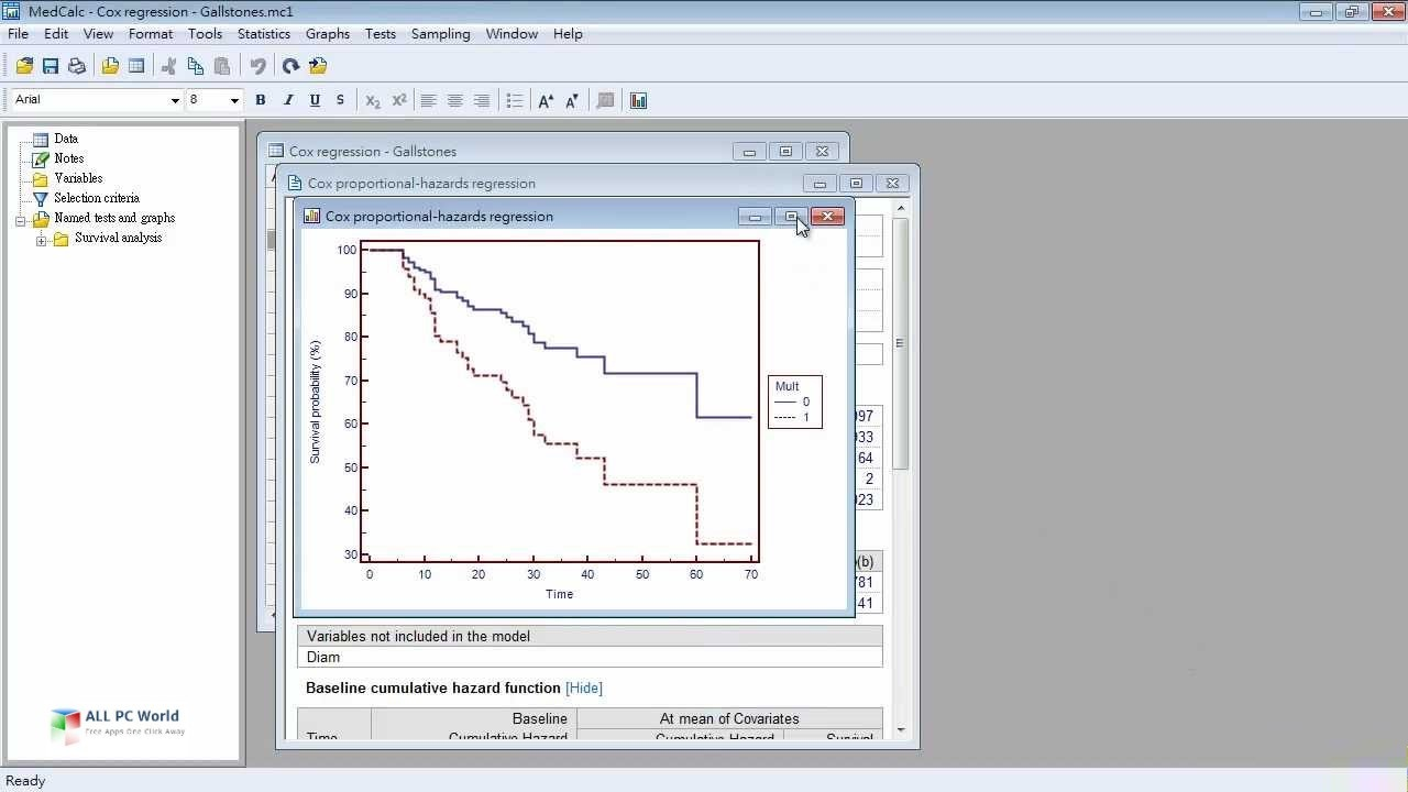 MedCalc 18.11 download for free
