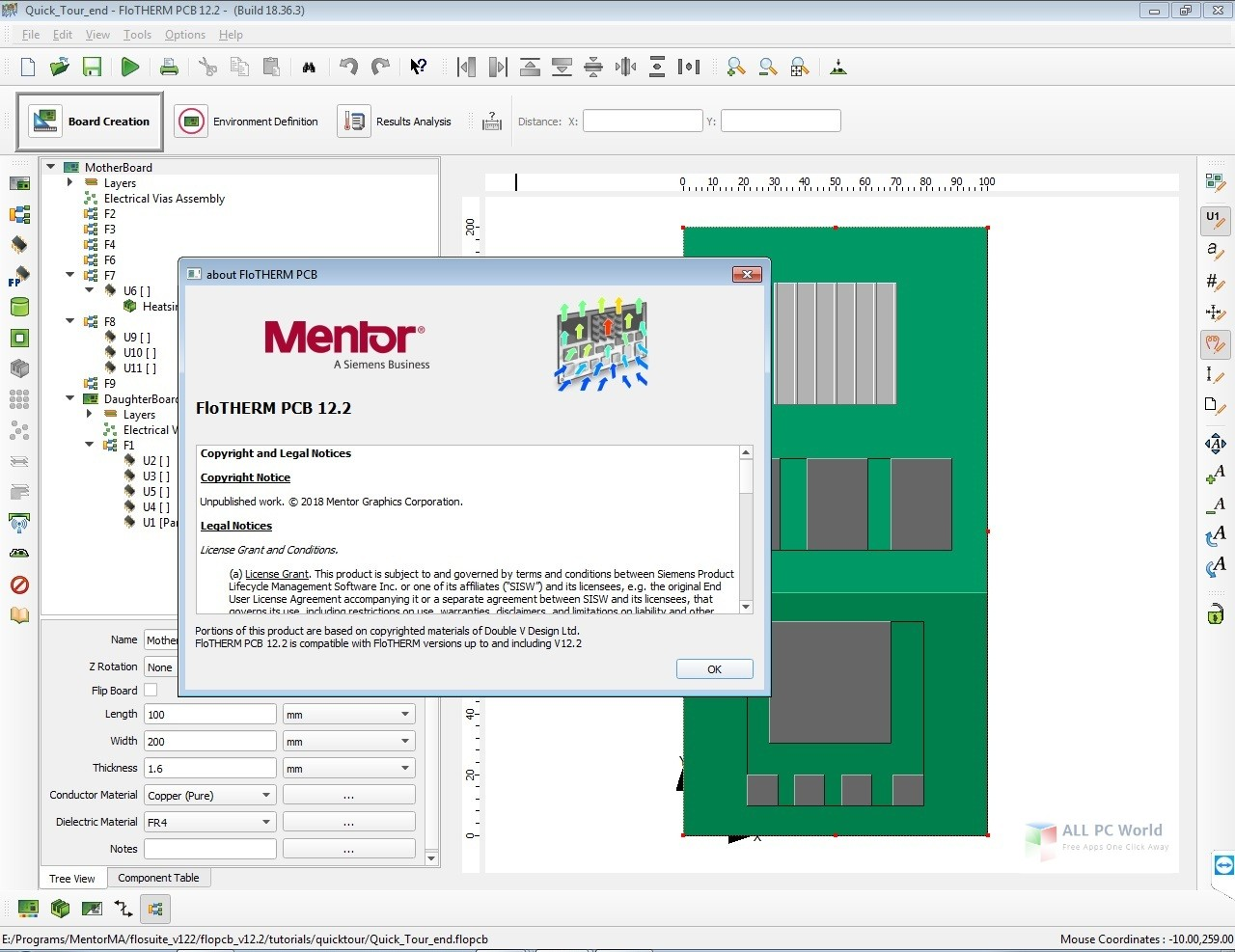 Mentor Graphics FloTHERM Suite 12.2 Free Download