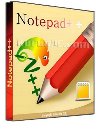 Notepad ++ Portable Download