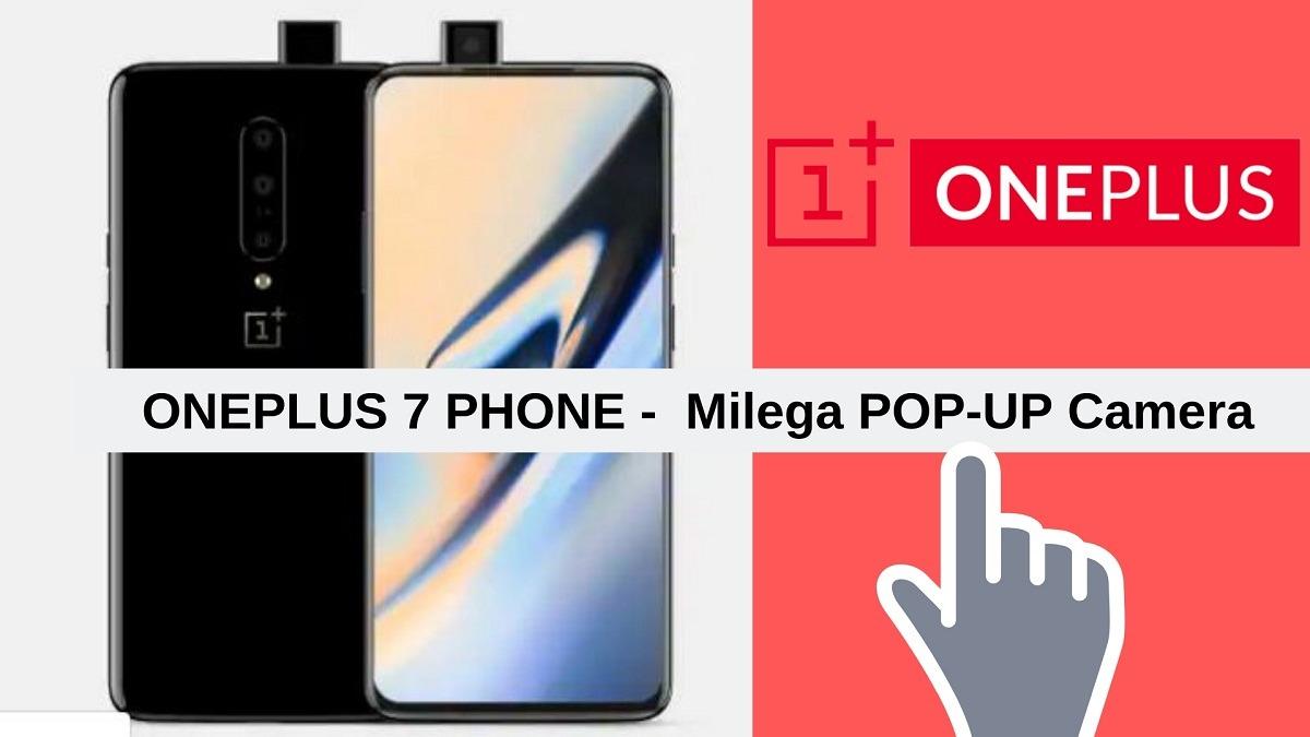 ONEPLUS 7 HINDI PHONE