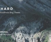 Orchard v1.0.6 – Personal WordPress Blog Theme