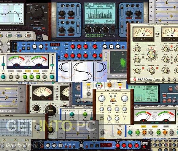 PSPAudioWare VST Bundle Direct link Download-GetintoPC.com