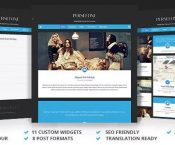 Persefone v1.1.6 – Responsive WordPress Blog Theme