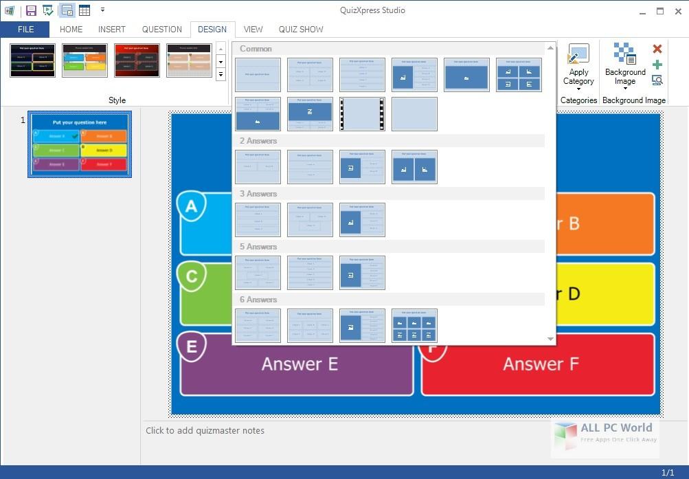 QuizXpress Studio 4.1