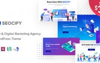 Seocify v1.3 – SEO And Digital Marketing Agency