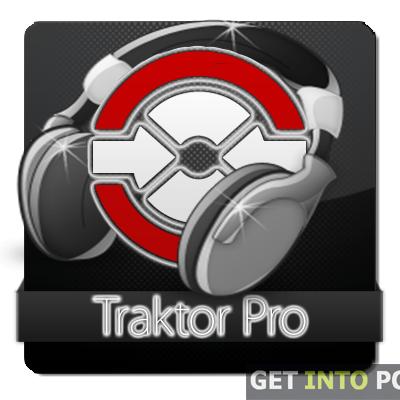 TRAKTOR PRO DJ Software