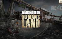 The walking dead is no man's land