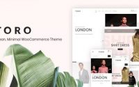 Toro v1.0.1 – Clean, Minimal WooCommerce Theme