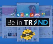 Trend v2.4 – Multipurpose Modern Shop WooCommerce Theme