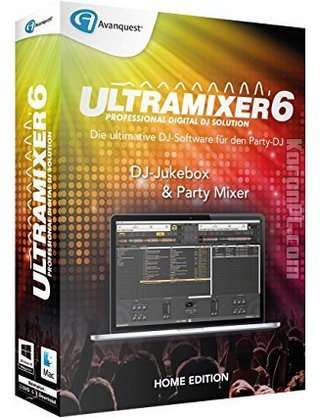 Download UltraMixer 6 Pro