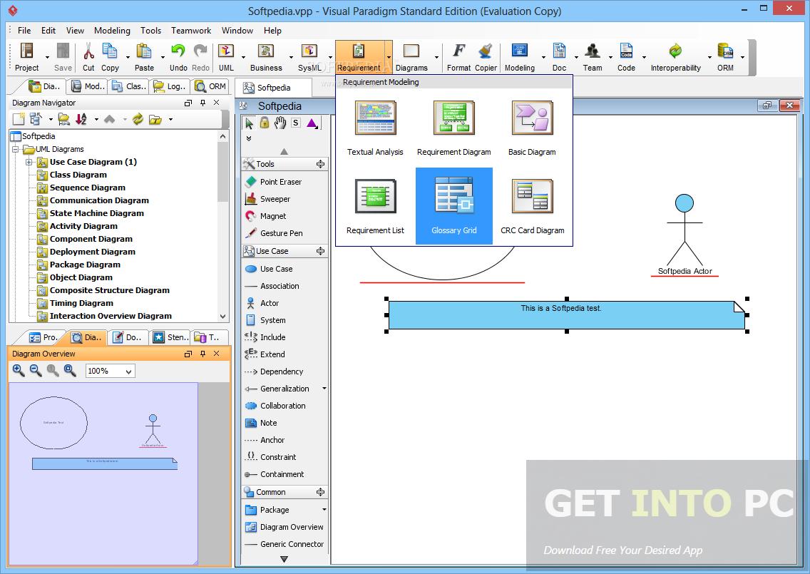 Visual Paradigm Suite 5 Download Latest Version