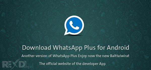 Download whatsapp plus anti blokir 2019