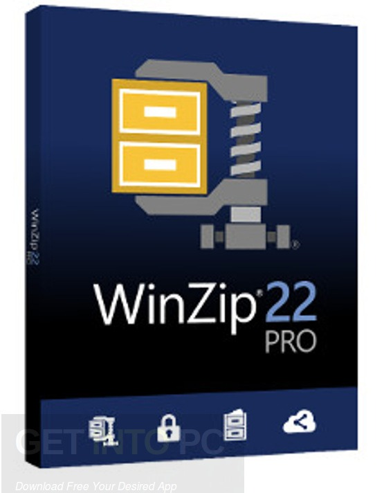 WinZip Pro 22 download for free