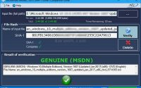Windows and Office Genuine ISO Verifier 8.7.9.9 Portable