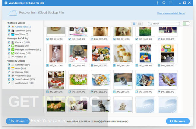 Wondershare Dr.Fone iOS Direct Download Link