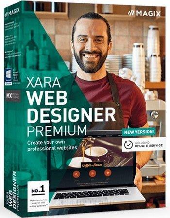 Xara Web Designer Premium 16 Full Version