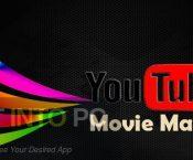 YouTube Movie Maker Platium Free Download-GetintoPC.com