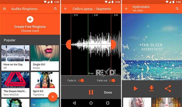 Audio ringtones PRO APK