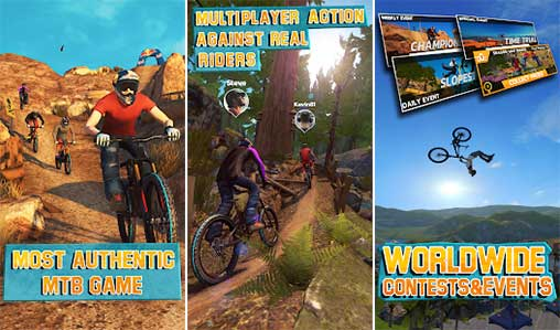 Bicycle Unchained 2 Apk
