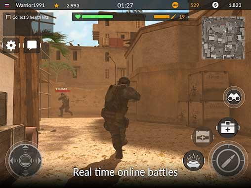 Code Wars: Shooting Online Apk