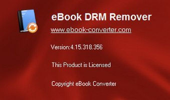 Download eBook DRM Removal Kit