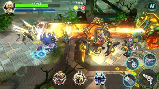 Legends of Eternity: Royale Mobile Apk