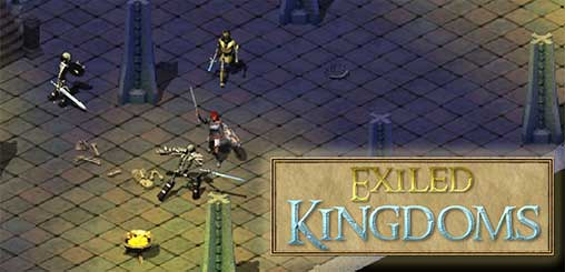 Exiled Kingdom RPG