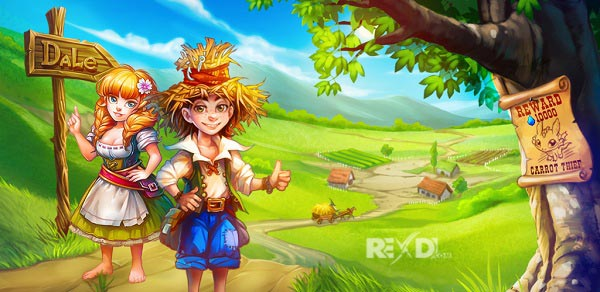 Farmdale APK + MOD Download for Android