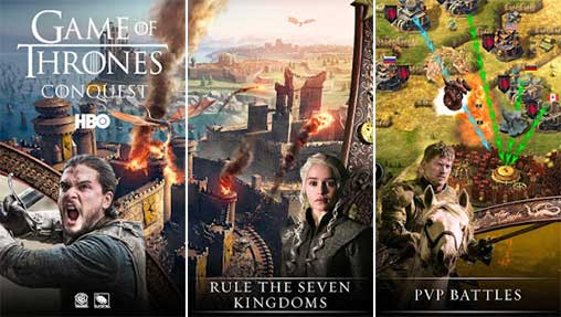 Game of Thrones: The Conquest Apk