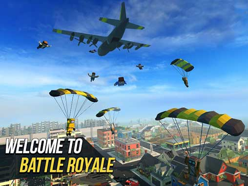 The Great Royal Rumble: Pixel War Apk