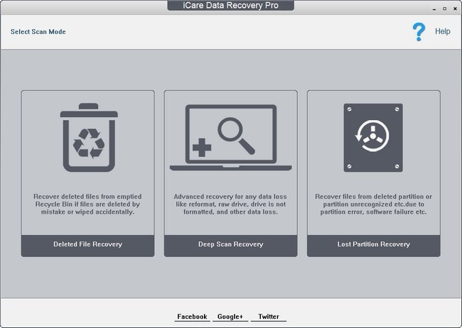 Download iCare Data Recovery Key