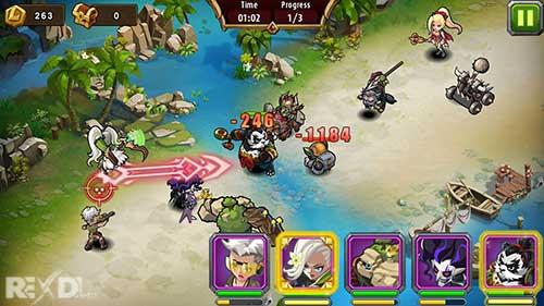 Magic Rush Heroes Apk