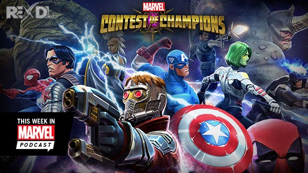 Marvel Champion Competition