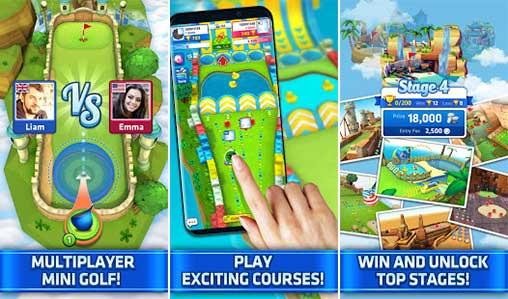 Mini Golf King Multiplayer Game Apk
