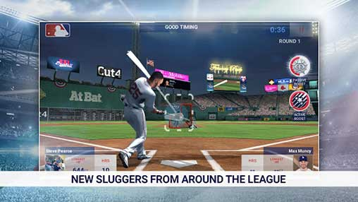MLB Home Run Derby 18 Apk