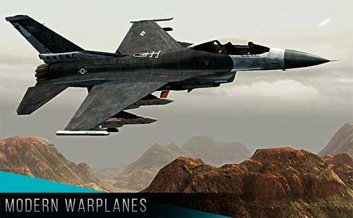 Modern Combat Aircraft Apk