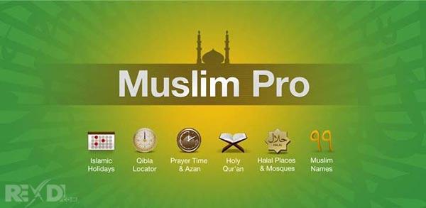Muslim Pro - Azan, Koran, Qibla