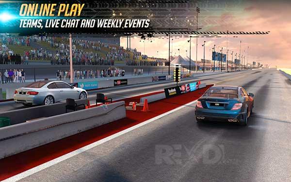 Nitro Nation Racing Apk