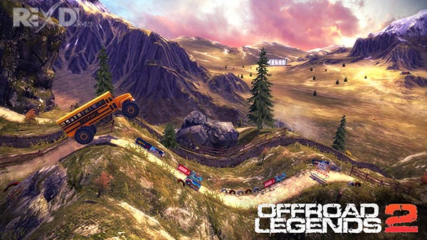 Off-road legends android