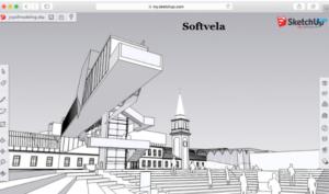 Sketchup portable home screen