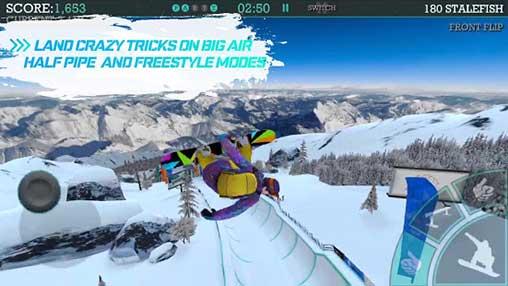 Snowboard Party: Aspen Apk