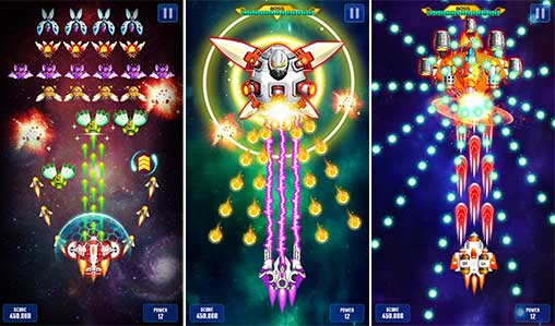 Space Shooter: Galaxy Shooting Apk