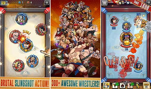 Muscle Hustle: Slingshot Fighting Apk