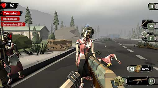 Walking Zombie 2 Apk
