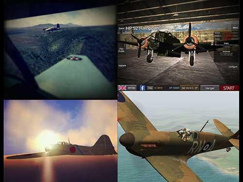 WW2: Wings Of Duty Apk