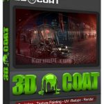 3D Coat 4.8.38 Free Download for PC