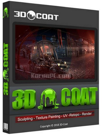 Download 3D Coat 4 Full