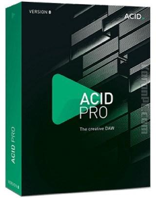 Download MAGIX ACID Pro 8 Full
